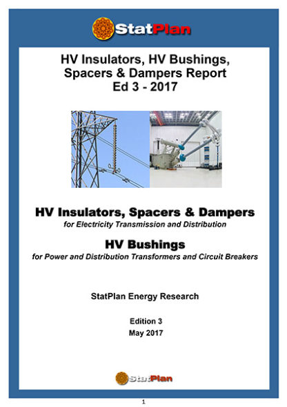 HV Insulators HV Bushings Spacers Dampers Report Ed3 2017