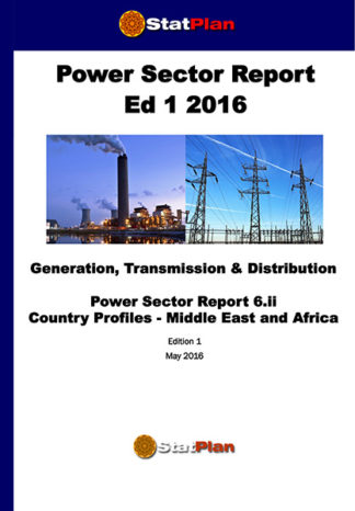 Power Sector Report 6.ii Country Profiles - Middle East and Africa