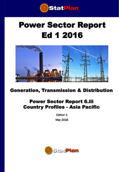 Power Sector Report 6.iii Country Profiles - Asia Pacific