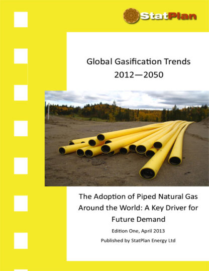 global gasification trends