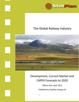global railway capex forecasts to 2020