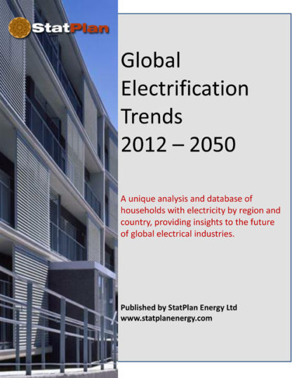 global electrification trends 2012-2050