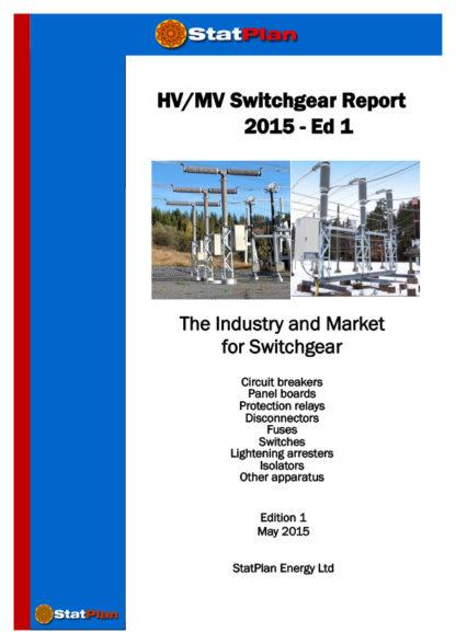 HV/MV Switchgear Report 2015 - Ed 1