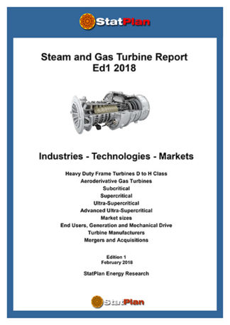 Steam and Gas Turbine Report