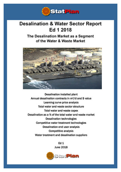 Desalination & Water Sector Report Ed1 2018