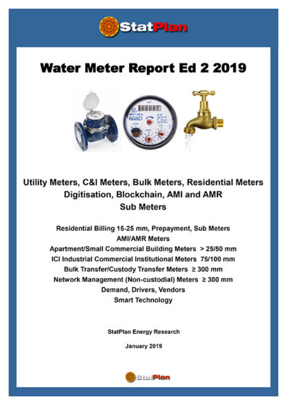 Water Meter Report Ed2 2019
