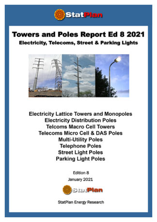 Towers and Poles Report Ed 8 2021