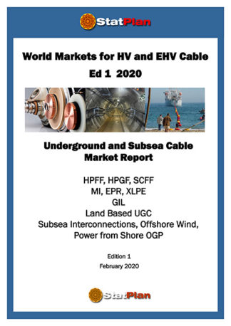 World Markets for HV and EHV Cable