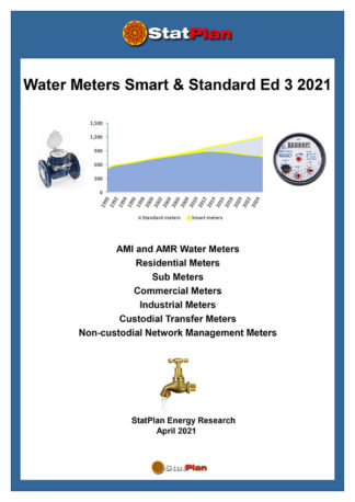 Water Meters Smart & Standard Ed 3 2021