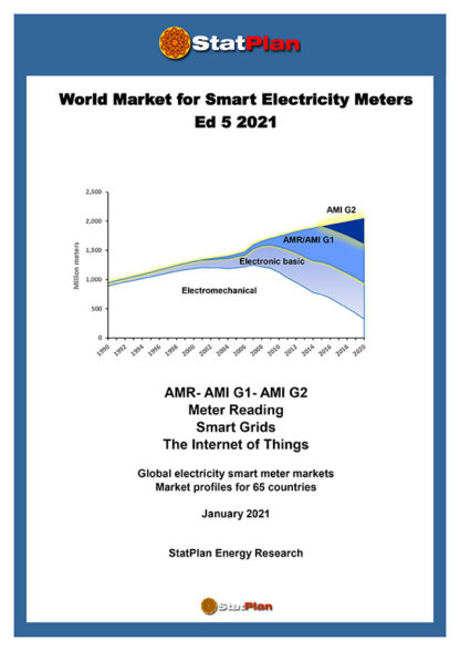 World Market for Smart Electricity Meters Ed 5 2021